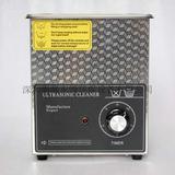 Ultrasonic washer 2L 60W 40KHz (timer only)
