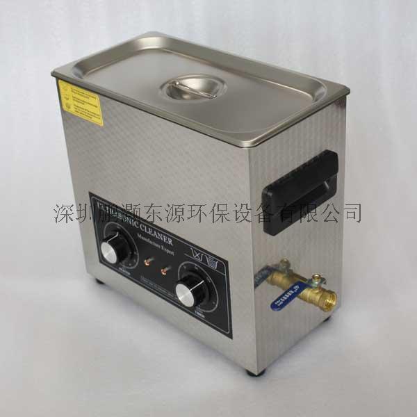 6升180W加热型超声波清洗机(双机械式)