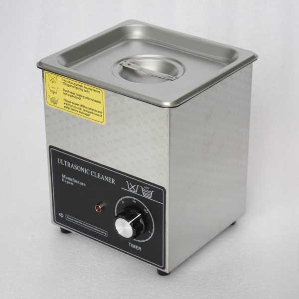 超声波清洗机1.3L仅清洗定时功能